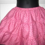 plum pudding skirt