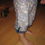 Boys Roll-Up trousers